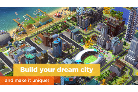 SimCity BuildIt - Android Apps on Google Play
