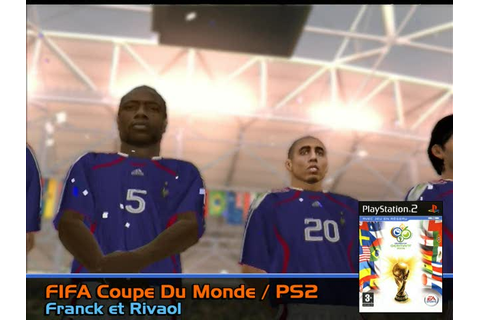 Gaming Live Coupe du Monde de la FIFA 2006 : France vs ...