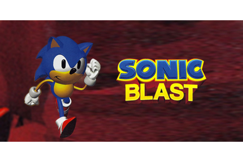 Sonic Blast™ | Virtual Console (Nintendo 3DS) | Games ...