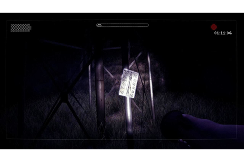 SLENDER THE ARRIVAL PC GAME FREE DOWNLOAD - FREE PC ...