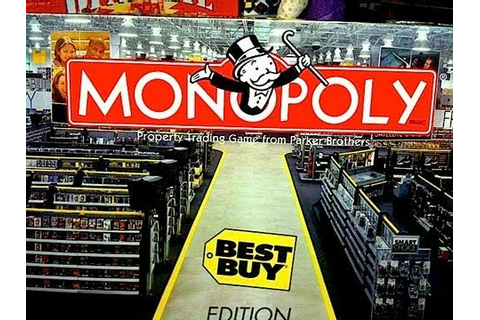 """Best Buys"" Most Boring Monopoly Game EVER? Game Toy ..."