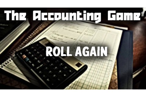 The Interactive Accounting Game - YouTube