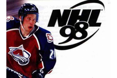 NHL 98 Game Download Free For PC Full Version ...
