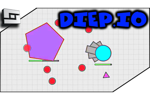 DIEP.IO GAME - TANKG8R! ( Funny Moments ) - YouTube
