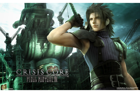Crisis Core Final Fantasy VII Apk for android phones & tablets