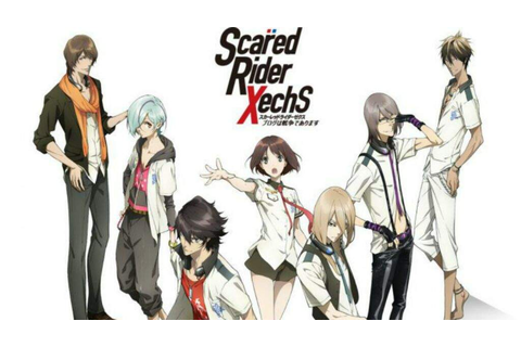 Scared Rider Xechs ~ anime review | All Harem Amino Amino