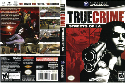 True Crime Streets of LA ISO Download