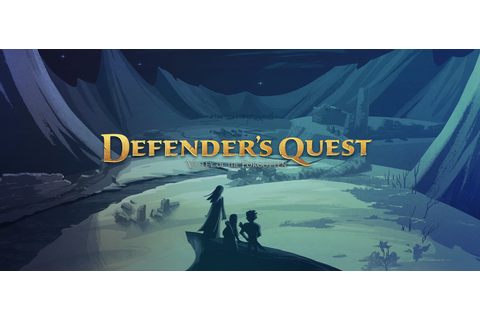 Defender's Quest - Download - Free GoG PC Games