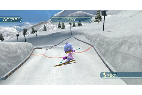 We Ski - WII - Review