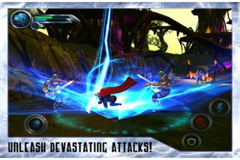 THOR: Son of Asgard iPhone game - free. Download ipa for ...