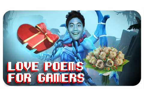 Love Poems for Gamers! - YouTube