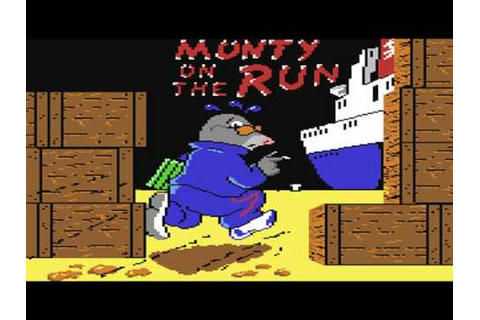 Rob Hubbard - Monty on the Run Theme [C64] - YouTube