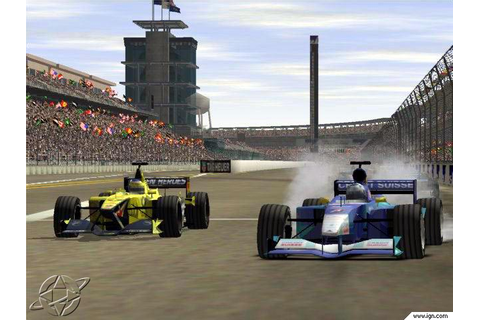 EA Sports F1 2001 Download for PC ~ Games Nulled