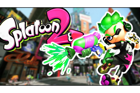 Splatoon 2 Game - Turf War Multiplayer! - Splatoon 2 ...