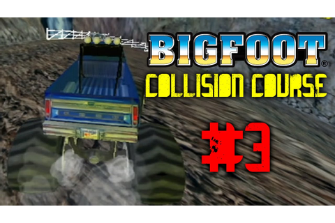 Bigfoot: Collision Course Ep. 3 - THIS GAME IS TOO MUCH ...