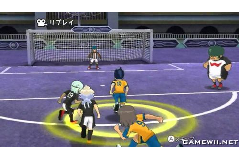 Inazuma Eleven Strikers 2012 Xtreme - Download Game ...