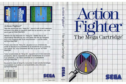 Action Fighter | 80'S Top Games
