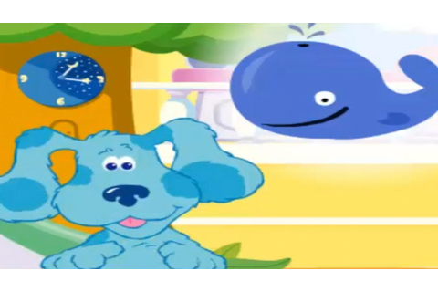 BLUE'S CLUES - Blue's Clues Polka Dots' Bubble Puzzle ...