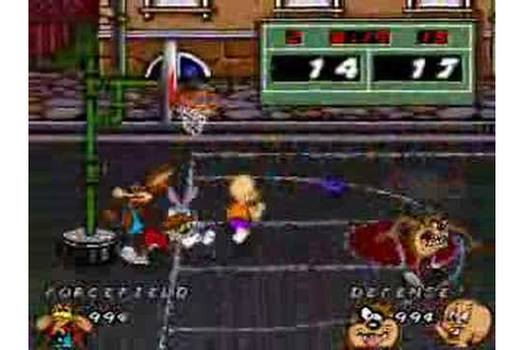 Looney Tunes Basketball - Snes Game - YouTube