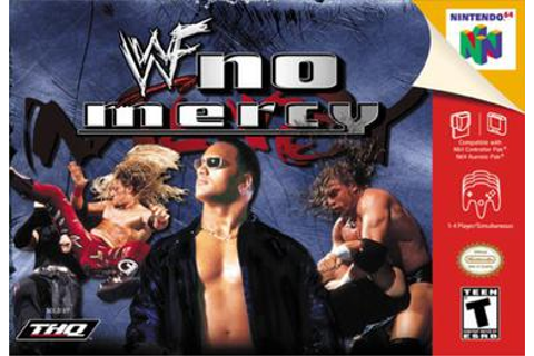 WWF No Mercy - Wikipedia