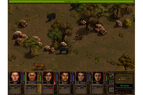 Bloodcat | Jagged Alliance Wiki | FANDOM powered by Wikia