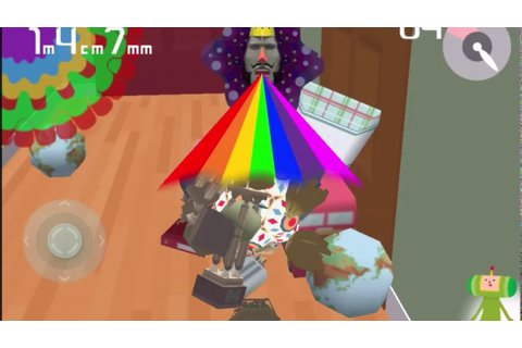 Katamari Amore - John's Room story mode - 1:46 - YouTube