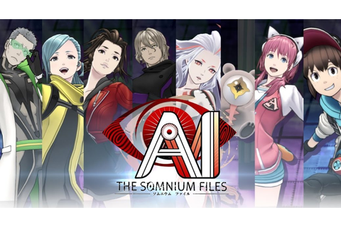 AI: The Somnium Files Receives Latest Trailer Introducing ...