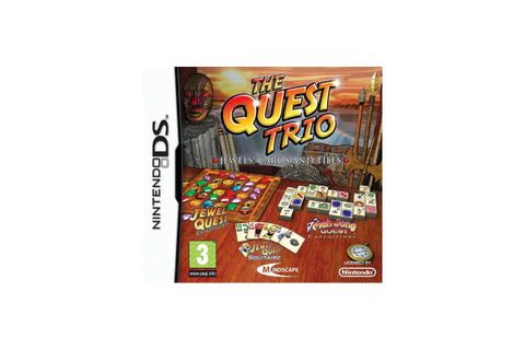 The Quest Trio, Nintendo DS - Specificaties - Tweakers