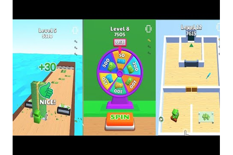 MONEY BUSTER-gameplay walkthrough part 1 - YouTube