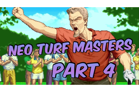 Neo Turf Masters - Germany - Neo-Geo Part 4 - YouTube