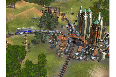 GC 2006 :: Sid Meier's Railroads! - Industry - News ...