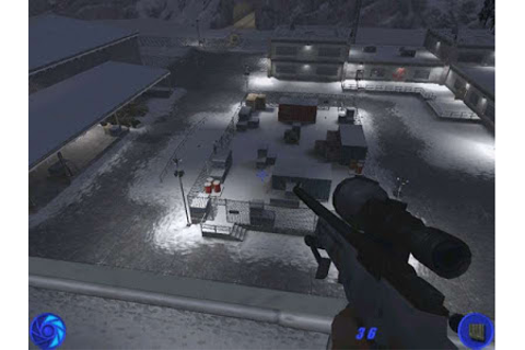 James Bond 007 Nightfire Game - Hellopcgames