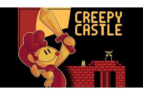 Creepy Castle Preview: Throwing it Back to the Game Boy Era