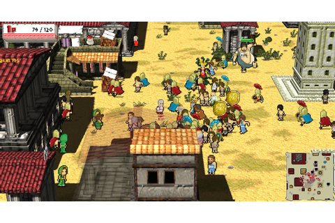 Mob Rules: Okhlos Is Insane Ancient Greek Pikmin | Rock ...