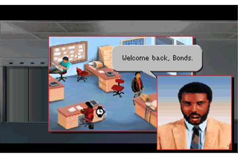 Police Quest 3: The Kindred - Symbian game. Police Quest 3 ...
