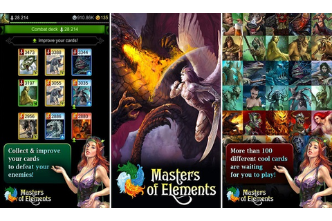Masters of Elements Android APK Game Download - Free ...