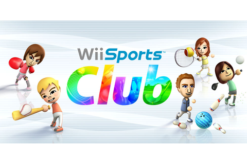 Wii Sports Club | Wii U download software | Games | Nintendo