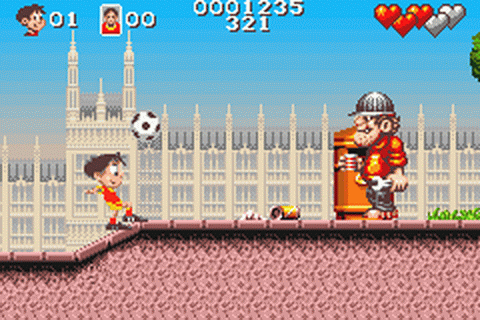 Play Soccer Kid Nintendo Game Boy Advance online | Play ...