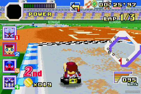 Konami Krazy Racers Review | It's-a me, Goemon!