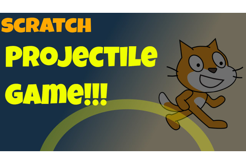 Projectile Motion Game in Scratch (Angry Birds Style Game ...