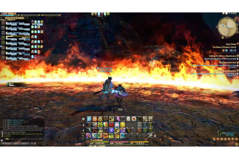 FINAL FANTASY XIV A Realm Reborn Game Play - YouTube