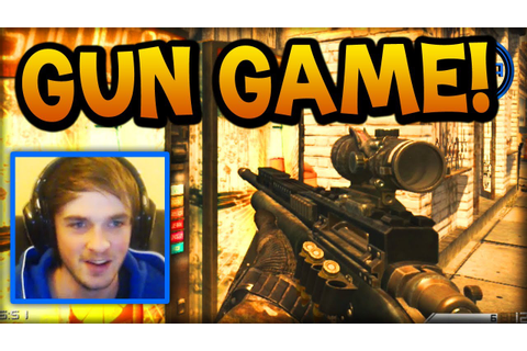 "Call of Duty: Ghost ""GUN GAME""! - LIVE w/ Ali-A! - ""LET'S ..."