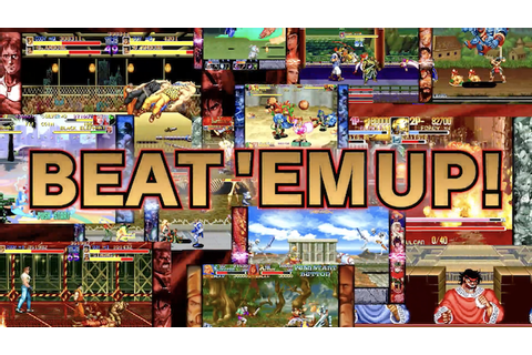Relive The Glory Days Of The Beat 'Em Up With CAPCOM BEAT ...