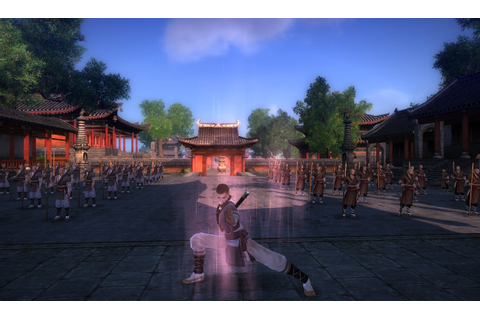 Age of Wulin - Game-Guide