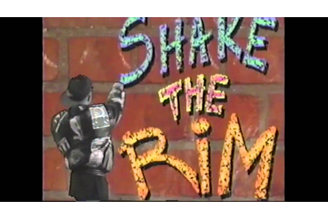 NBA Jam Session - Rim Shaker - YouTube