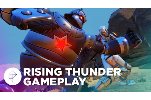 Rising Thunder Hands-On Gameplay: Seth Killian's New ...