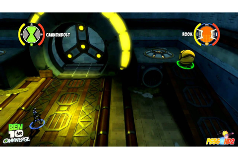 Ben 10: Omniverse: The Video Game - Playthrough Part 3 ...