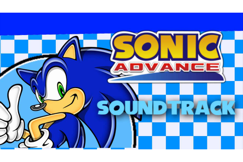 [Music] Sonic Advance - Game Over - YouTube