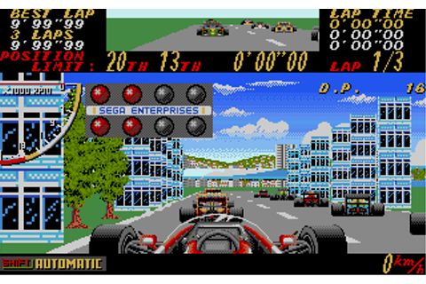 Download Super Monaco GP - My Abandonware