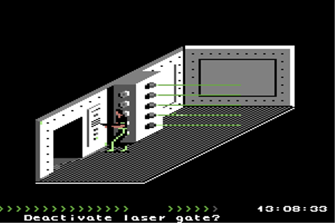 Download Project Firestart (Commodore 64) - My Abandonware